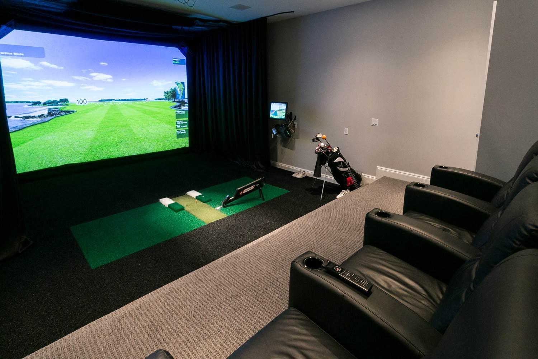 Be The Best: Golf Simulator Coaching